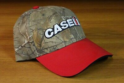ae1802f1ab6 Case IH camo hat - CaseIH - Realtree camouflage and red cap