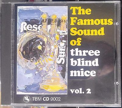 The famous sound of three blind mice vol.2 cd