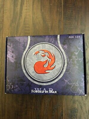 NEW MAGIC MTG ABUGames ENGLISH Journey into Nyx Prerelease Pack Forged in War