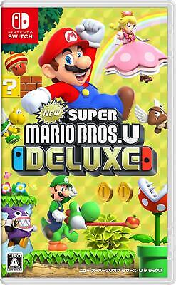 New Super Mario Bros U Deluxe-Switch