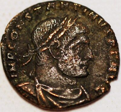 Constantine the Great Early 307 -22 may 337 AD Roman ancient