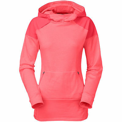 e026988e2a7424 The North Face Womens Dynamix Womens Performance Hoodie, M, Snowcone Red