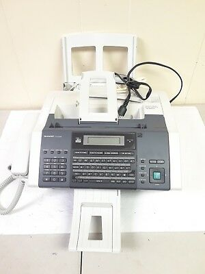 Sharp FO-IS125N Business Fax Machine Used
