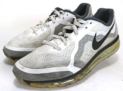 uk availability 72f5d e29eb Nike Air Max iD  180 Men s Running Shoes Size 15 White Gray