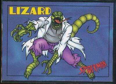 1997 Spider-Man .99 Trading Card #25 Lizard