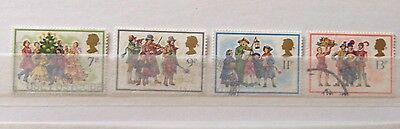 Gb 1978 Stamps -7 Sets All From 1978  - All Listed + Pics Used