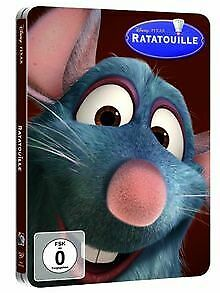 Ratatouille (Limited Edition) (Steelbook) de Brad Bird | DVD | état acceptable