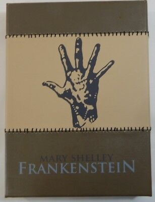 Mary Shelley / Frankenstein Limited Signed Edition 2016