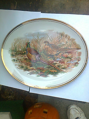 Large Liverpool Rd Pottery Ltd Serving Plate