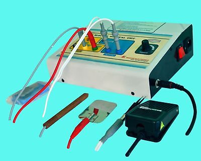 Mini Electrosurgical Diathermy Skin Cautery Electrosurgical Unit Machine W8&S