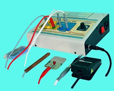 New Prof. Mini Cautery Electrosurgical Unit Diathermy Skin Cautery Machine