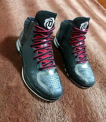 977187b96428 D ROSE 4 Size 8.5 Addidas Derrick rose shoes 4 -  79.99