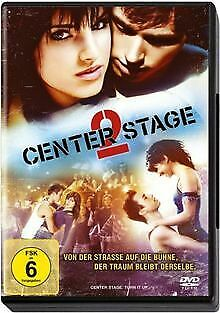 Center Stage 2 de Steven Jacobson | DVD | état bon
