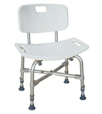 Bath Stool Bariatric with Detachable Back