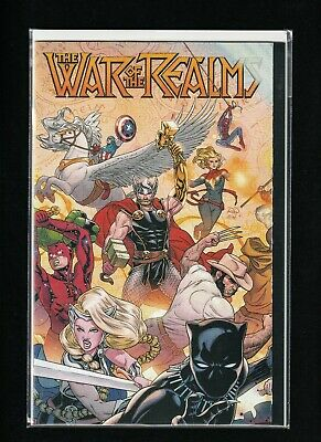 War Of The Realms #1 - Dauterman Young Guns Wraparound Variant - NM