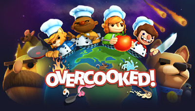 Overcooked + DLC The Lost Morsel - STEAM KEY - Code - Download - Dgital - PC