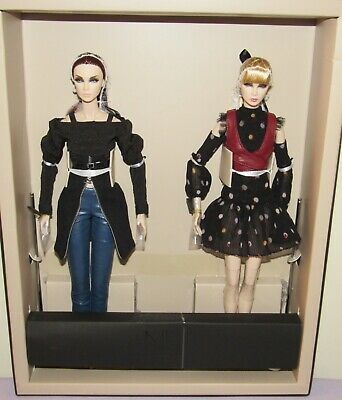Poetic Beauty Lilith & Eden Blair Twin-Doll Gift Set NRFB Nu Face Heirloom LE925