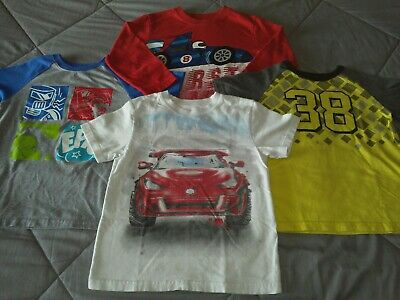 Lot of 4 Garanimals t-shirts boys size 5T