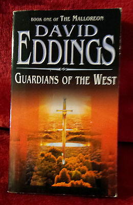 David Eddings  Guardians Of The West Book 1 Of Malloreon