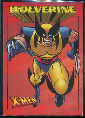 1997 X-Men '97 Trading Card #24 Wolverine (bloodhound)