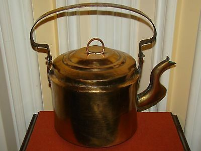 Antique/Old Vintage Copper Handmade Arabic Islamic Tea Pot/Kettle
