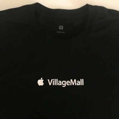 new sealed in box 2011 Apple Store Grand Central NYC Grand Opening T-Shirt