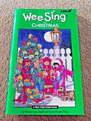 Wee Sing For Christmas 1984