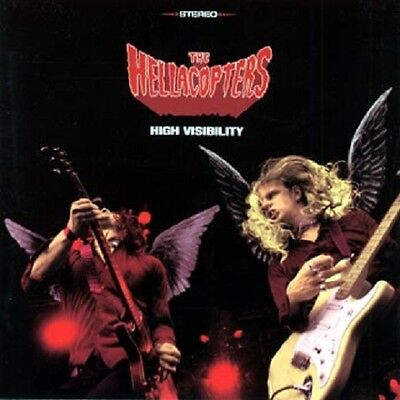 """Hellacopters - """"High Visibility"""" - 2000"""