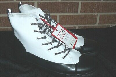 Hunter for Target Adult Unisex Dipped Canvas High Top Sneakers White 13M//15W N