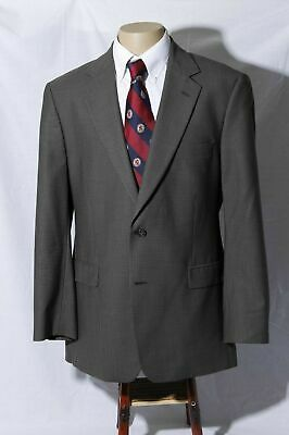 Brooks Brothers 346 Stretch Taupe Puppytooth Mens Sport Coat Jacket Blazer 42R