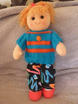 HOPSCOTCH DOLLS  - soft, cuddly dolls for little ones. Girl or boy doll avail.