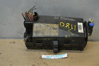 02-10 FORD EXPLORER 8L9T 14398 AD Fusebox Fuse Box Relay ... on