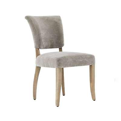 Sensational Halo Timothy Oulton Mimi Dining Chair Galata Linen Blue Pabps2019 Chair Design Images Pabps2019Com