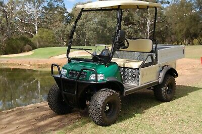 NEW FORD TEXAN GOLF CART UTILITY Rent-To-buy $59.90wk ABN Holders Only
