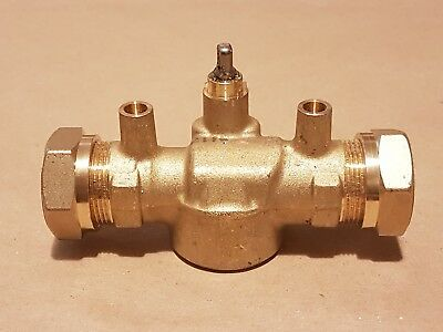 Drayton  22mm 2 port valve 22mm compression  valve body only