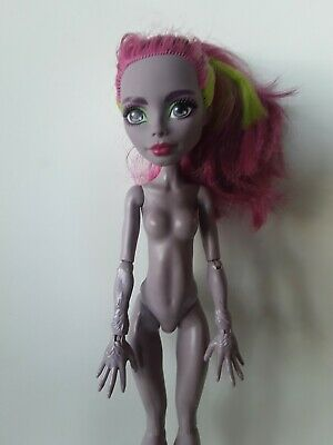 MARISOL COXIE Nude Bait Monster High Doll Excellent used condition customise