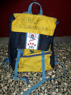 c60fffdec4 RARO ZAINO INVICTA jolly VINTAGE CARTELLA BACKPACK BAG ANNI '90 ZAINETTO.