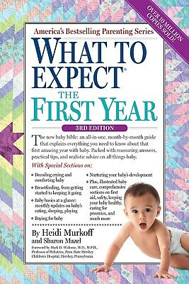 What to Expect the First Year by Heidi Murkoff (PDF)