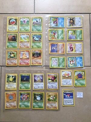 Pokemon Trading Card Game - Carte Jungle Unlimited Ita Italiano Wizards