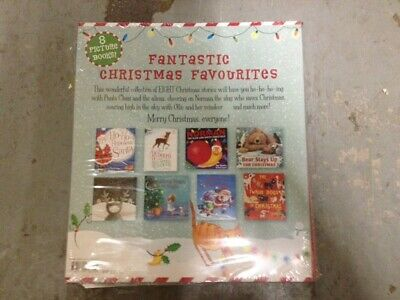 Sue Hendra Christmas Stories Childrens Collection 8 Books Set - new