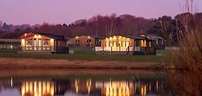 Holiday Home Luxury Lodge Delamere Lake  Sailing  And Holiday Park