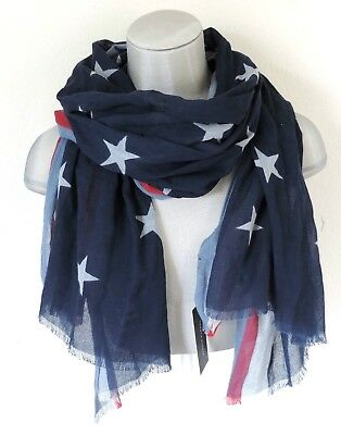 Tommy Hilfiger Jeans Flags Scarf Sciarpa Donna AW0AW06570523 Pastel Lilac