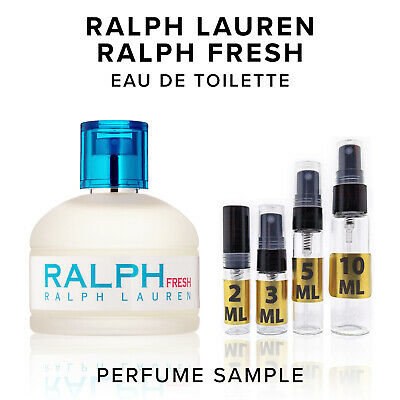 Ralph Fresh by Ralph Lauren EDT Perfume Sample Vial Travel Size Purse Spray Mini