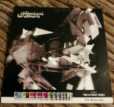 *** The Chemical Brothers - Promo CD Album - FREE UK POST ***
