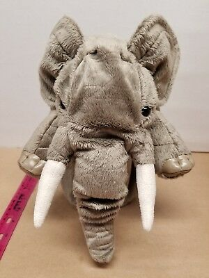 Elephant Stage Puppet w/Ring to Move Trunk, Folkmanis