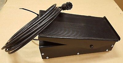 Thermal Arc / Cigweld Tig Welder Foot Pedal - Fitted With 8 Pin Plastic Plug