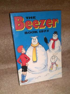 The Beezer Book 1973 - Annual (B76)