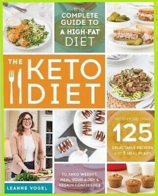 The Keto Diet: The Complete Guide by Leanne Vogel- eB0oks (PDF)