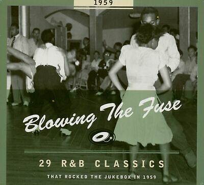 Various - Blowing The Fuse - 1959 - Classics That Rocked The Jukebox - Rhythm...
