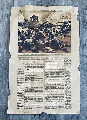 Indiana Jones Raiders The Lost Ark Ralph Mcquarrie Covenant Bible Page Replica